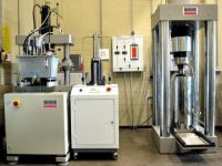 Gas Hydrate Triaxial Testing System