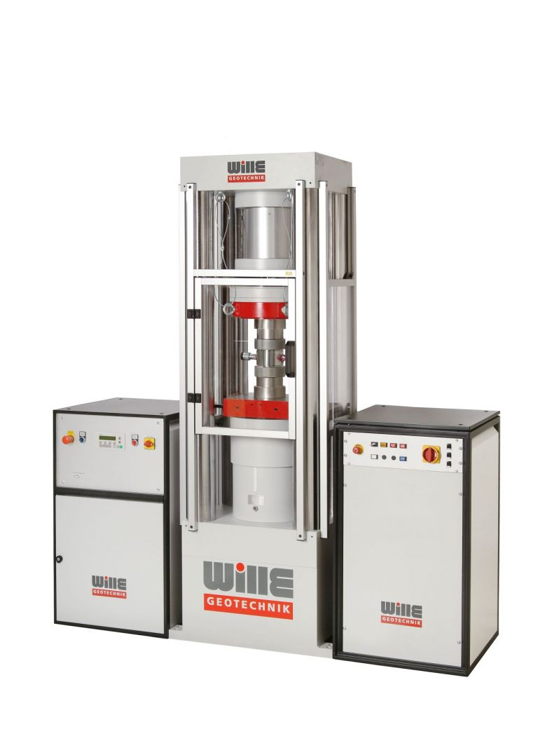 conventional triaxial systems  hoek cell  - aps